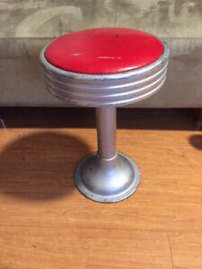 Vintage Diner Stool