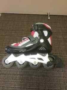 Inline skates Schwinn size 9 Kitchener / Waterloo Kitchener Area image 4