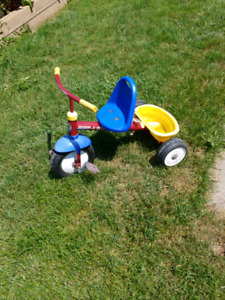 toddler radio flyer trike