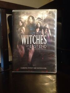 Witches of the East End - season 1