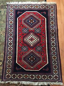Iranian Yalameh Wool Rug