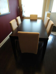 """""""Mobilia"""" Dining Table and 6 Chairs"""