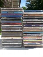 Lot of CDs! 90s and 00s