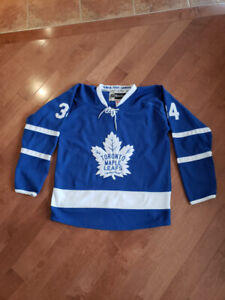 Toronto - Maple Leaf Jersey  - Matthews wore once