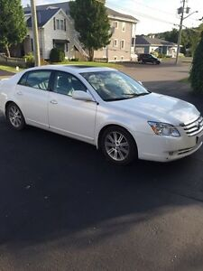 2007 Avalon limited