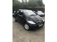 2007 Mercedes-Benz A150 1.5 Classic+6 stamps+new m.o.t