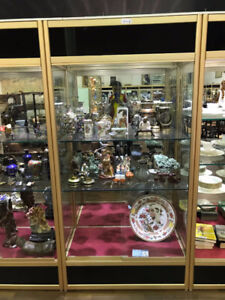 Display Cabinets - $400 (Richmond)$250 if you buy 4 or more