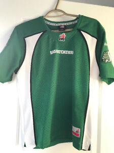 Sask Roughriders Woman's Jersey