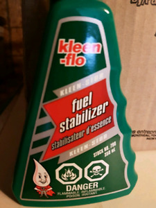 Kleen-Flo Fuel Stabilizer $4 or 2 for $6