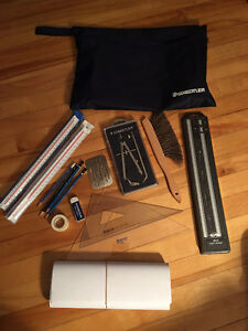 Drafting Supplies for first year Welding and Fabrication