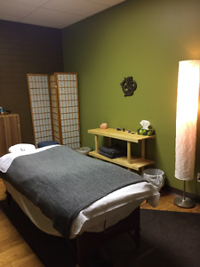 Massage Therapy Room for rent!
