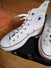 CONVERSE ALL STAR HIGH TOP NEW SIZE UK 5.5