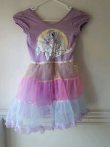 My Little pony dance outfit 6-8years
