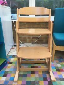 Baby Dann toddler chair
