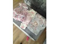 Mayoral baby girl coat and dress outfit 24 months small make