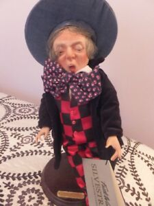 THE MAD HATTER DOLL FROM ALICE IN WONDERLAND
