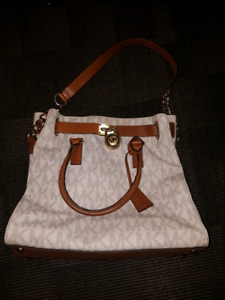 MK large Hamilton tote with wallet