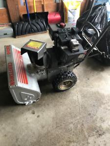 Craftsman 8 hp, 2 stage snowblower