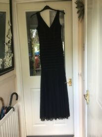 Betsy Adam evening dress