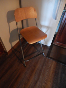 Bar Height Fold-up All Purpose CHAIR