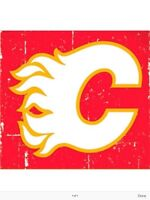 2 FLAMES TICKETS NEW YEARS EVE VS THE LA KINGS