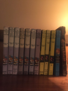 Bobbsey Twins and Nancy Drew