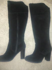 f4b304a2ddf Over the knee boots   Women's Shoes for Sale   Gumtree