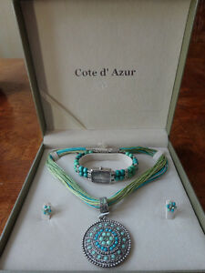 Cote D'Azur Jewellery Set #2