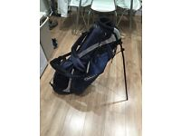 Wilson dual strap stand bag.