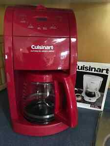 Cuisinart automatic grind and brew Coffee makers