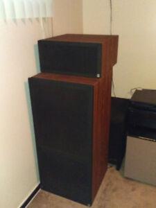 Haut-Parleur - Speaker - JBL 4530 - 15 po./in. - (2)