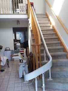 Stair lifts like new! $1499 installed!! Chair lift!! Stairlift!! Kingston Kingston Area image 6