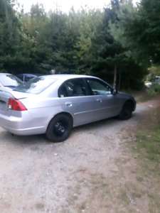 2003 Honda civic auto good MVI