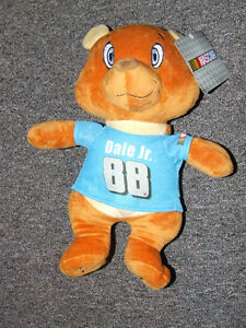 Dale Earnhardt Jr #88 - Kellytoy Stuffed Bear - NWT - $10.00