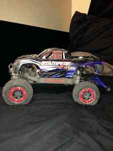 Rc Traxxas stampede 4x4 brushless truck with 3s lipo