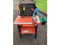 Toy work bench for sale