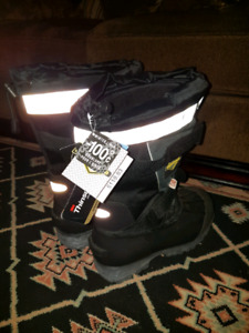 Heavy Duty Work Boots - NEW