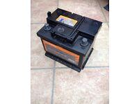 Car battery 12 volt halfords