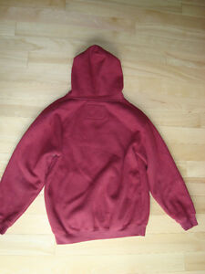 Ripzone Red Hoodie Sweater -Mint Shape -Boys X-Large Only $17 Kitchener / Waterloo Kitchener Area image 3