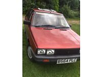 Renault 11 premier 1985