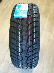 4 NEW TIRES (WINTER) ON SALE FOR LIMITED TIME