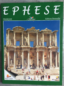 Livre Ephesus Maison de la Vierge Marie