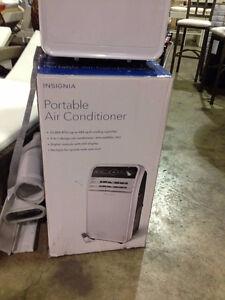 Insignia Portable Air Conditioner 10,000 BTU