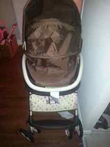 Brand new condition Cosco travel system