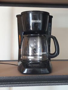 Black & Decker 12 Cup Coffee Maker for sale