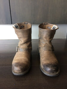 FRYE Engineer Boots (Size 7)