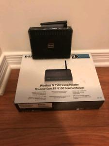 D-Link Wireless-N Home Router (DIR-601), N150