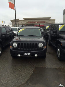 2014 Jeep Patriot Limited SUV, Crossover