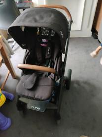 Nuna mix bundle travel system pushchair