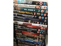 Approx 170 DVDs for sale